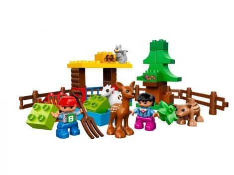 10582 LEGO® DUPLO® Az erdő: Állatok