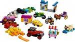 10715 LEGO® Classic Kockák és kerekek