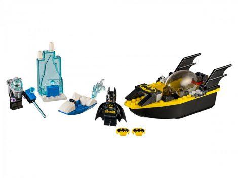 10737 LEGO® Juniors Batman™ és Mr. Fagy™ összecsapása