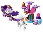 10822 LEGO® DUPLO® Szófia hercegnő varázslatos hintója