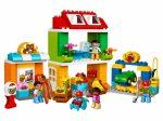10836 LEGO® DUPLO® Kisvárosi tér