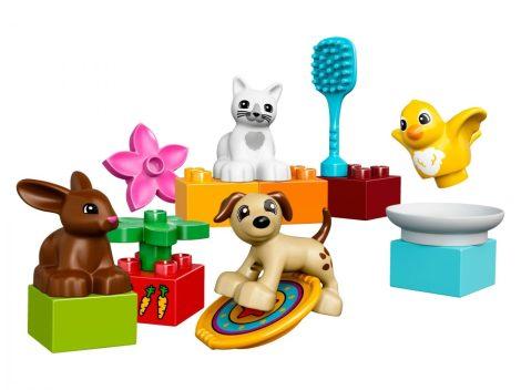 10838 LEGO® DUPLO® Házikedvencek