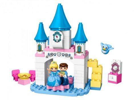10855 LEGO® DUPLO® Hamupipőke varázslatos kastélya