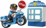 10900 LEGO® DUPLO® Rendőrségi motor
