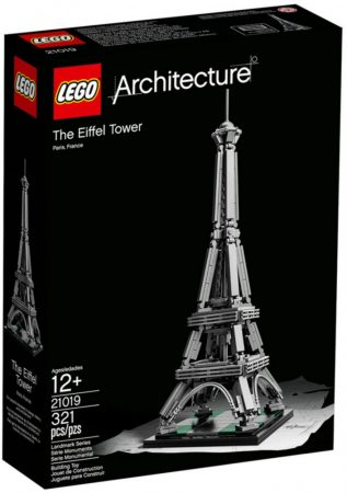 21019 LEGO® Architecture Az Eiffel torony