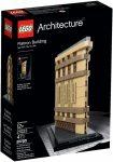 21023 LEGO® Architecture Flatiron Building