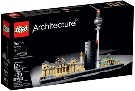 21027 LEGO® Architecture Berlin