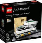 21035 LEGO® Architecture Solomon R. Guggenheim Múzeum®