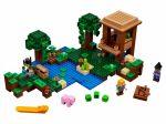 21133 LEGO® Minecraft™ A boszorkánykunyhó