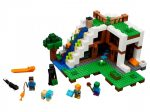 21134 LEGO® Minecraft™ A vízesés bázis