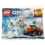 30360 LEGO® City Sarkvidéki jég fűrész