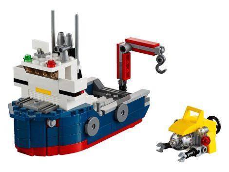 31045 LEGO® Creator Tengeri kutatóhajó