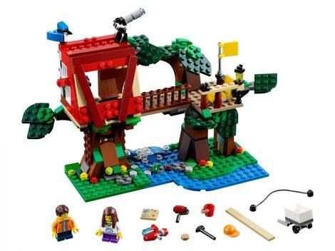 31053 LEGO® Creator Kalandok a lombházban