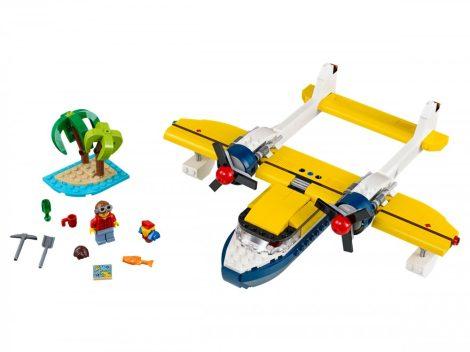 31064 LEGO® Creator Repülés a sziget felett