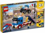 31085 LEGO® Creator Mobil kaszkadőr bemutató