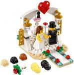 40197 LEGO Kiegészítők Esküvői készlet