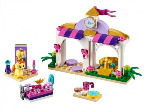 41140 LEGO® Disney Princess™ Daisy szépségszalonja