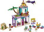 41161 LEGO® Disney Princess™ Aladdin és Jázmin kalandjai a palotában