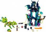 41194 LEGO® Elves Noctura tornya és a földróka megmentése