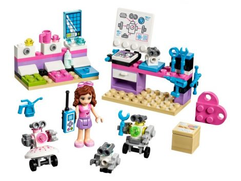 41307 LEGO® Friends Olivia kreatív laborja