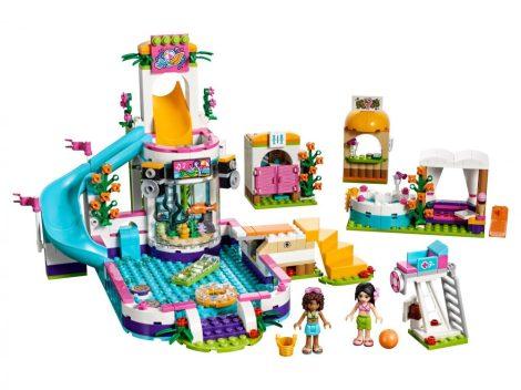 41313 LEGO Friends Heartlake Élményfürdő
