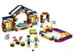 41322 LEGO® Friends Jégpálya a havas üdülőhelyen