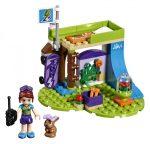 41327 LEGO Friends Mia hálószobája