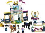 41367 LEGO® Friends Stephanie díjugrató pályája