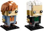 41631 LEGO® Brickheadz Göthe Salmander és Gellert Grindelwald