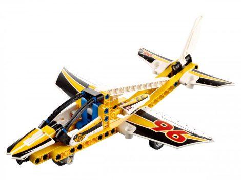 42044 LEGO® Technic Légi bemutató sugárhajtású repülője