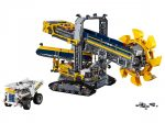 42055 LEGO® Technic Lapátkerekes kotrógép