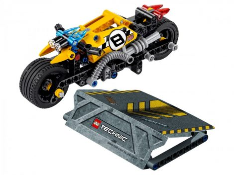 42058 LEGO® Technic Kaszkadőr motor