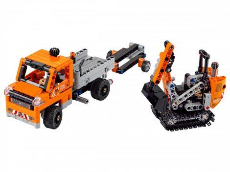 42060 LEGO® Technic Útépítő gépek