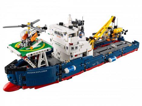 42064 LEGO Technic Óceánkutató hajó