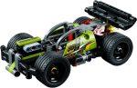 42072 LEGO® Technic WHACK! - Ütköztethető versenyjármű I.