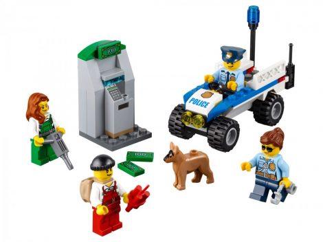 60136 LEGO® City Rendőrségi kezdőkészlet