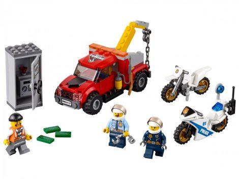 60137 LEGO® City Bajba került vontató