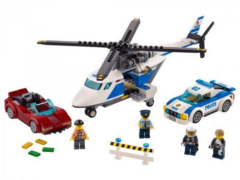 60138 LEGO® City Gyorsasági üldözés