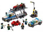 60143 LEGO® City Az autószállító kirablása