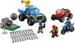 60172 LEGO® City Üldözés a földúton