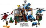 60174 LEGO® City Hegyi Rendőrkapitányság