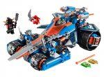 70315 LEGO® NEXO Knights™ Clay dübörgő pengéje