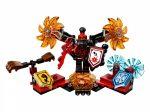 70338 LEGO® NEXO Knights™ Ultimate Magmar tábornok