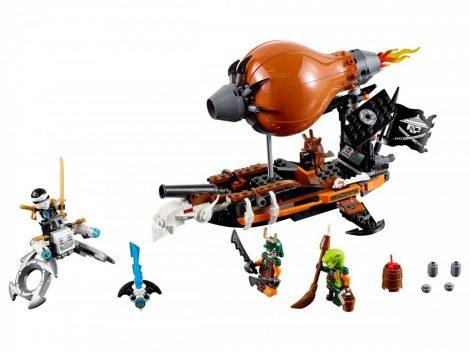 70603 LEGO® NINJAGO™ Léghajó támadás