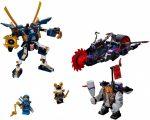 70642 LEGO® NINJAGO™ Killow  Szamuráj X ellen