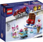 70822 LEGO® The Movie Csoda Kitty legaranyosabb barátai!