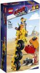 70823 LEGO® The Movie Emmet triciklije!