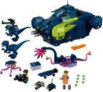 70835 LEGO® The LEGO® Movie Rex Rexplorer űrhajója!