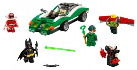 70903 LEGO® The LEGO® Batman Movie Rébusz™ versenyautója