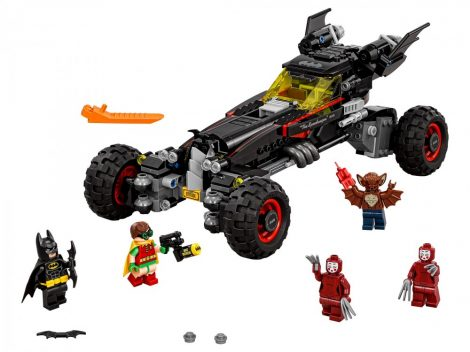 70905 LEGO® The LEGO® Batman Movie Batmobil